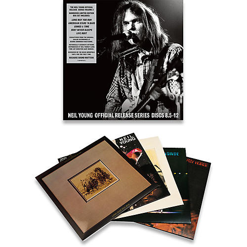 Alliance Neil Young - Official Releases Series Discs 8.5-12 thumbnail
