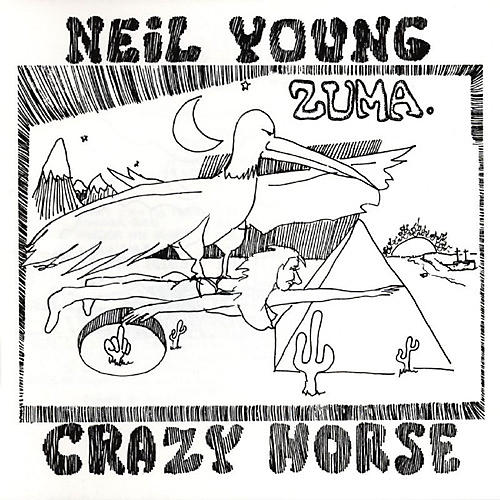 Alliance Neil Young - Zuma thumbnail