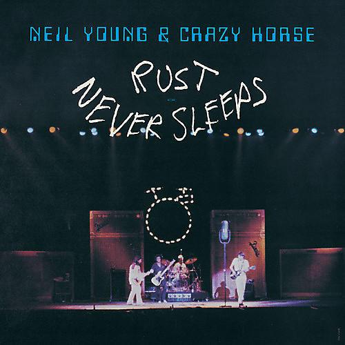 Alliance Neil Young & Crazy Horse - Rust Never Sleeps thumbnail