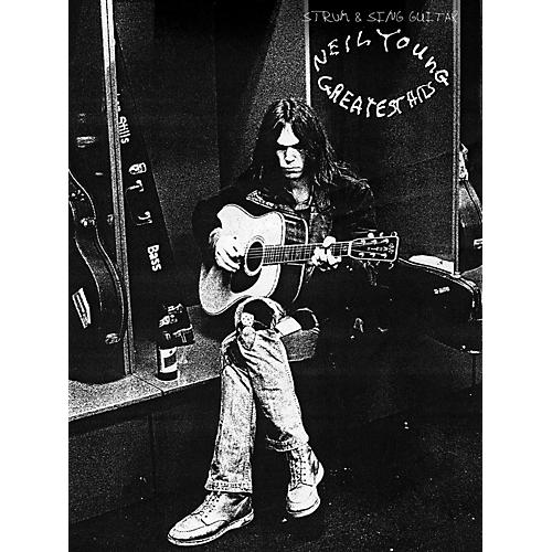Hal Leonard Neil Young Greatest Hits - Strum & Sing Guitar thumbnail