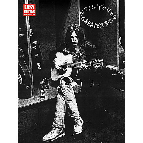 Hal Leonard Neil Young Greatest Hits for Easy Guitar Tab thumbnail