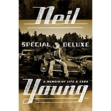 Penguin Books Neil Young: Special Deluxe Hardcover Book