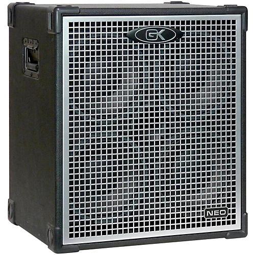 Gallien-Krueger Neo 410 4x10 Bass Speaker Cabinet 800W-thumbnail
