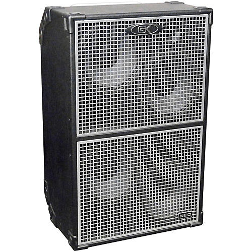Gallien-Krueger Neo 412 4x12 Bass Speaker Cabinet thumbnail