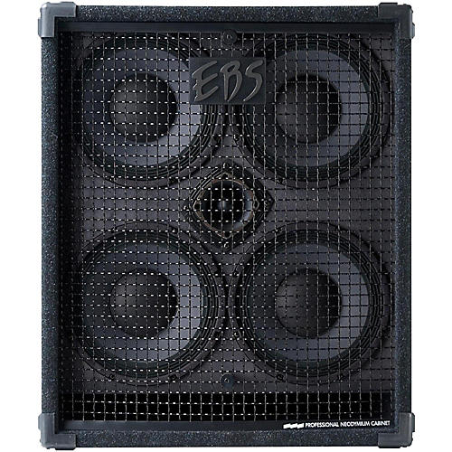EBS Neo 4x10 Bass Guitar Cabinet thumbnail