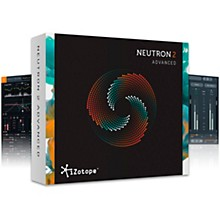 iZotope Neutron 2 Advanced Upgrade From Neutron Advanced