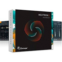iZotope Neutron 2 Advanced Upgrade From Neutron Elements