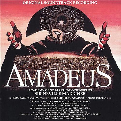 Alliance Neville Marriner - Amadeus thumbnail