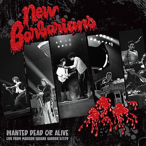 Alliance New Barbarians - Wanted Dead Or Alive thumbnail