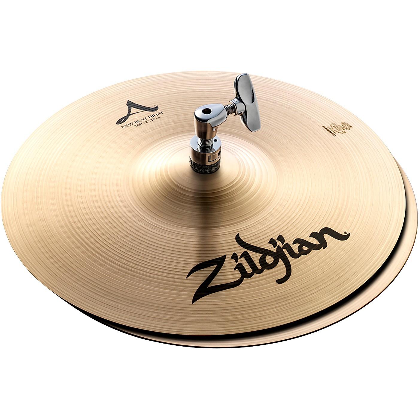 Zildjian New Beat Hi-Hats thumbnail