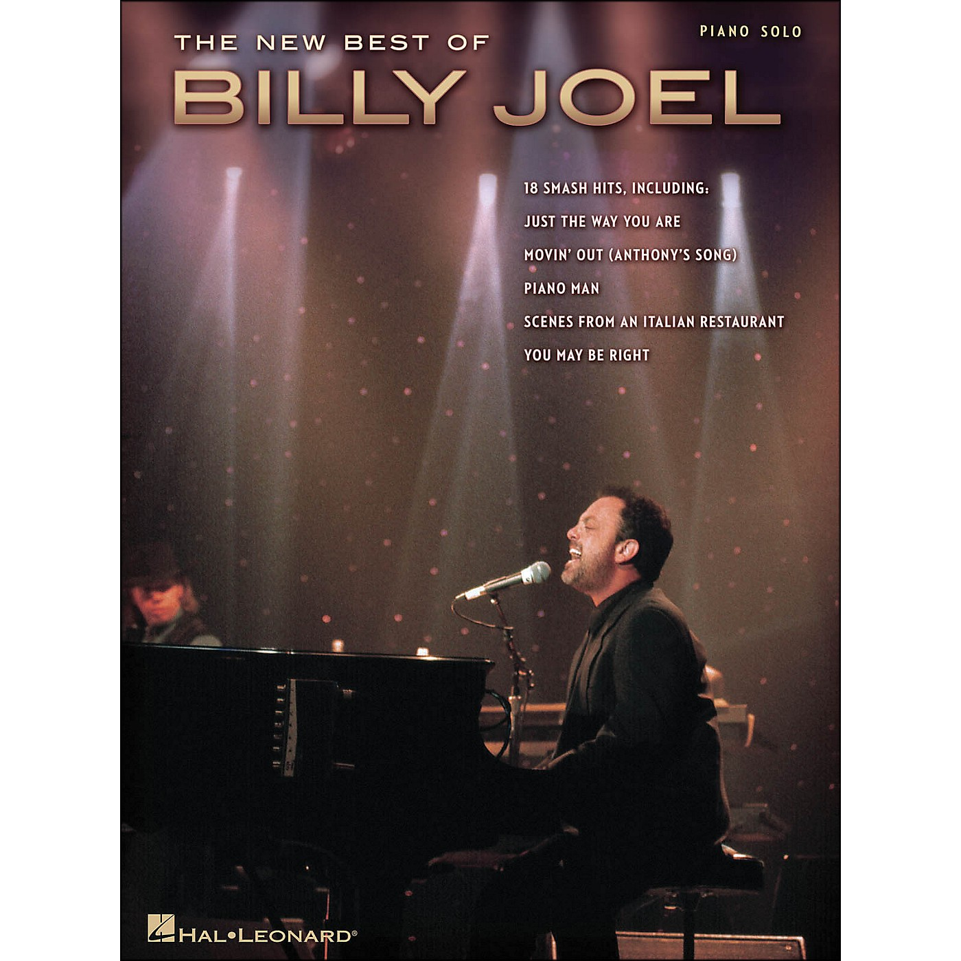 Hal Leonard New Best Of Billy Joel, The Piano Solos Updated thumbnail