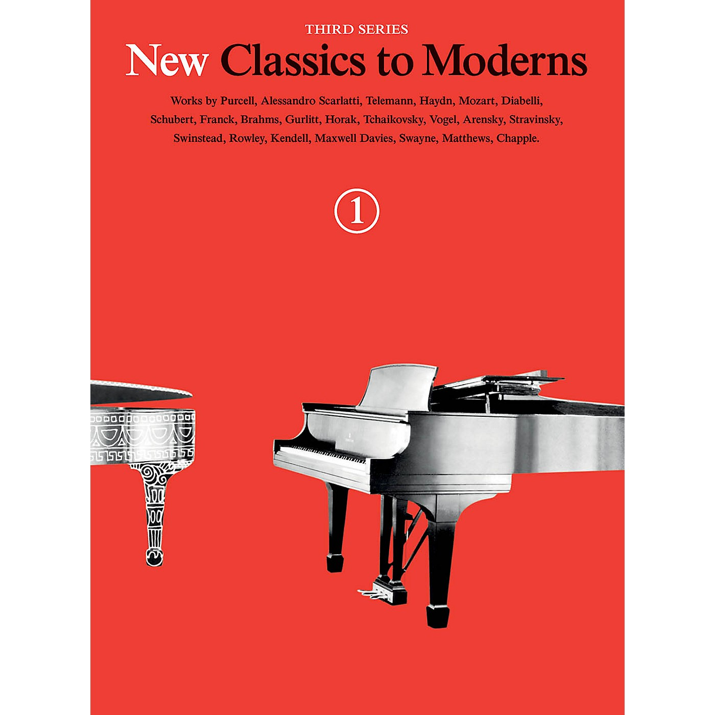 Music Sales New Classics to Moderns - Third Series (Book 1) Music Sales America Series Softcover thumbnail