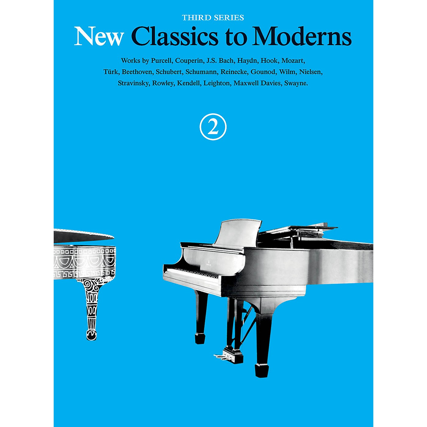 Music Sales New Classics to Moderns - Third Series (Book 2) Music Sales America Series Softcover thumbnail