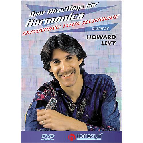 Homespun New Directions for Harmonica DVD-thumbnail