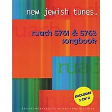 Transcontinental Music New Jewish Tunes Ruach 5761 & 5763 Songbook