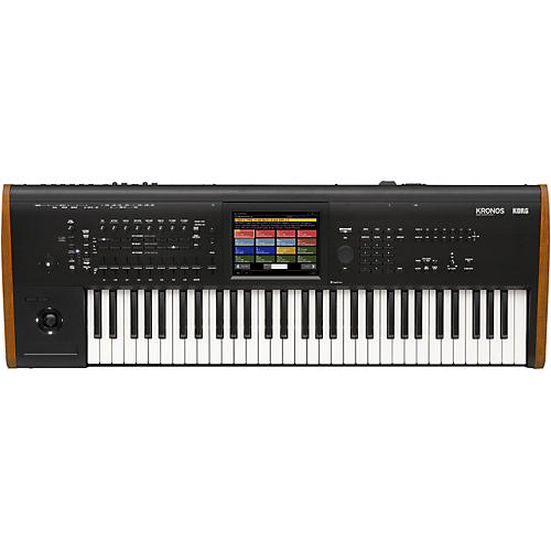 Korg New Kronos 61-Key Music Workstation thumbnail