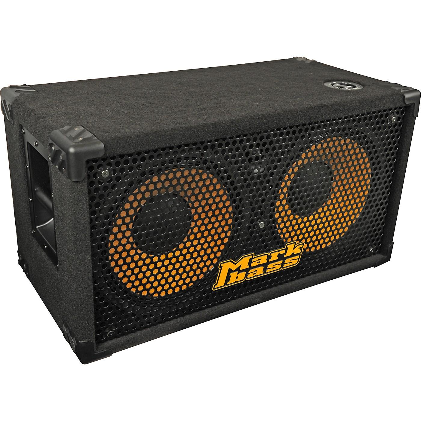 Markbass New York 122 700W 2x12 Bass Speaker Cabinet thumbnail