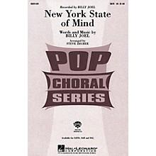 Hal Leonard New York State of Mind (SATB) SATB by Billy Joel arranged by Steve Zegree