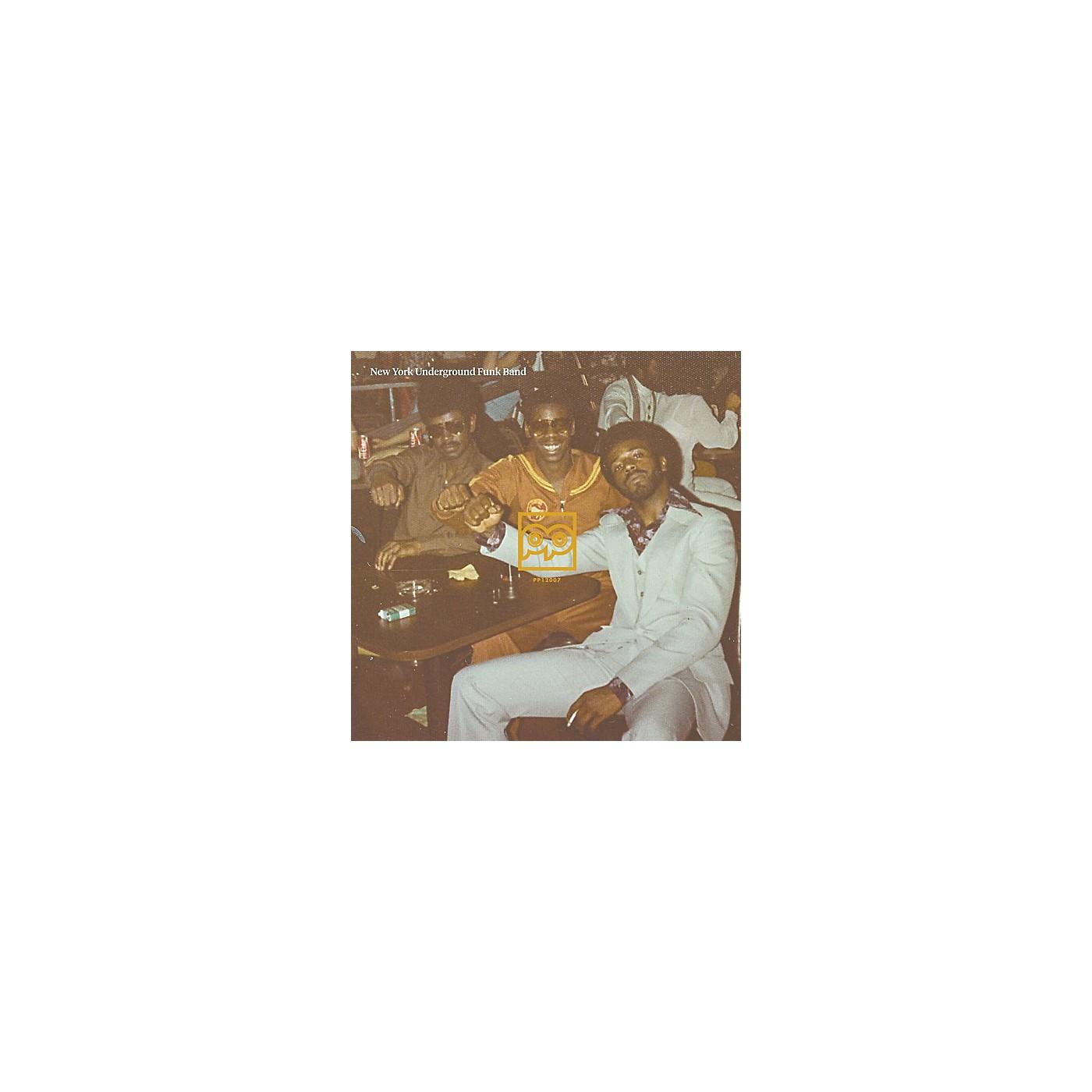 Alliance New York Underground Funk Band - Funk & Soul / Wanna Be Free thumbnail