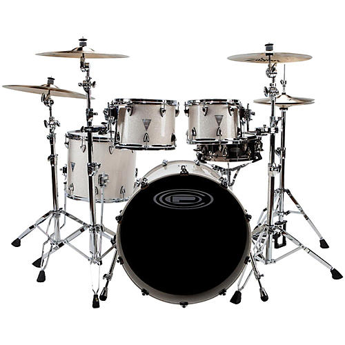 Orange County Drum & Percussion Newport Series 4-Piece Sapele Shell Pack thumbnail