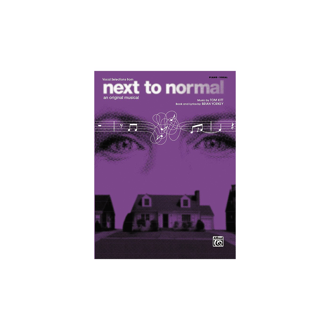 Alfred Next to Normal Vocal Selections Piano/Vocal/Chords thumbnail