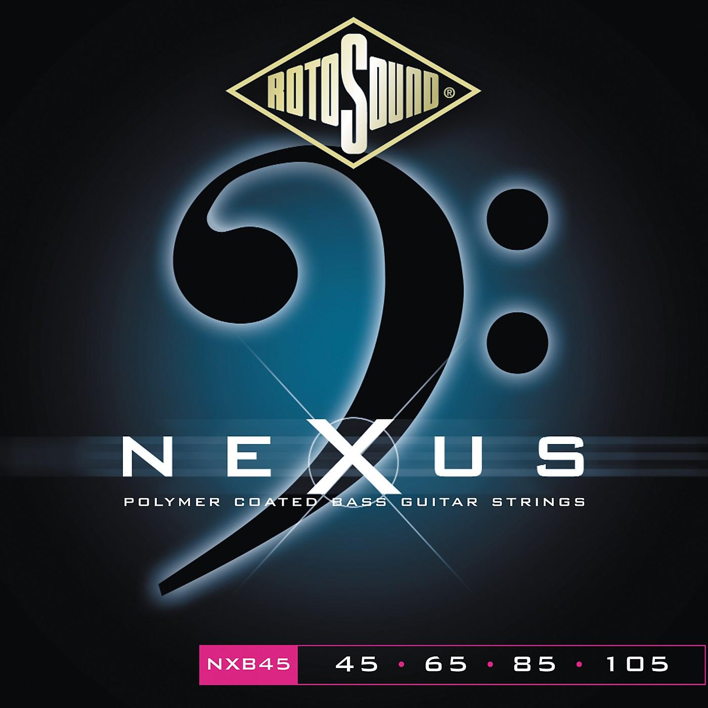 Rotosound Nexus Polymer Light Coated Bass Strings thumbnail