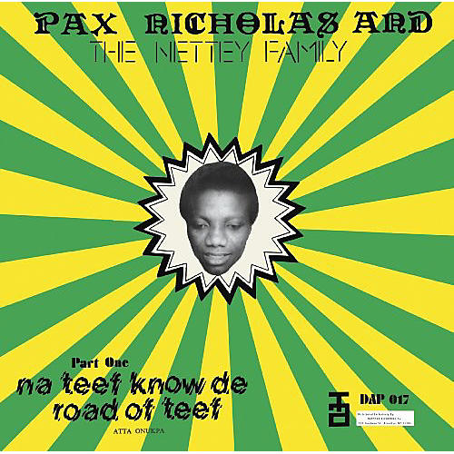 Alliance Nicholas Addo-Nettey - Na Teef Know Da Road of Teef thumbnail