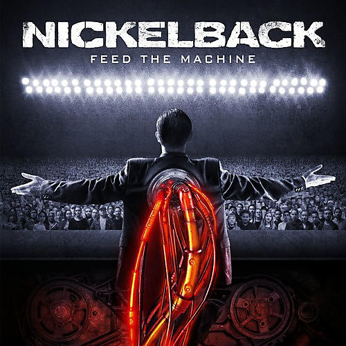 Alliance Nickelback - Feed The Machine thumbnail
