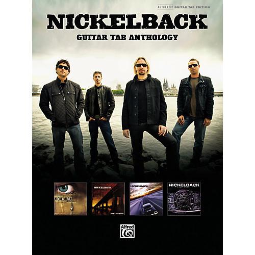 Alfred Nickelback: Guitar Tablature Anthology thumbnail