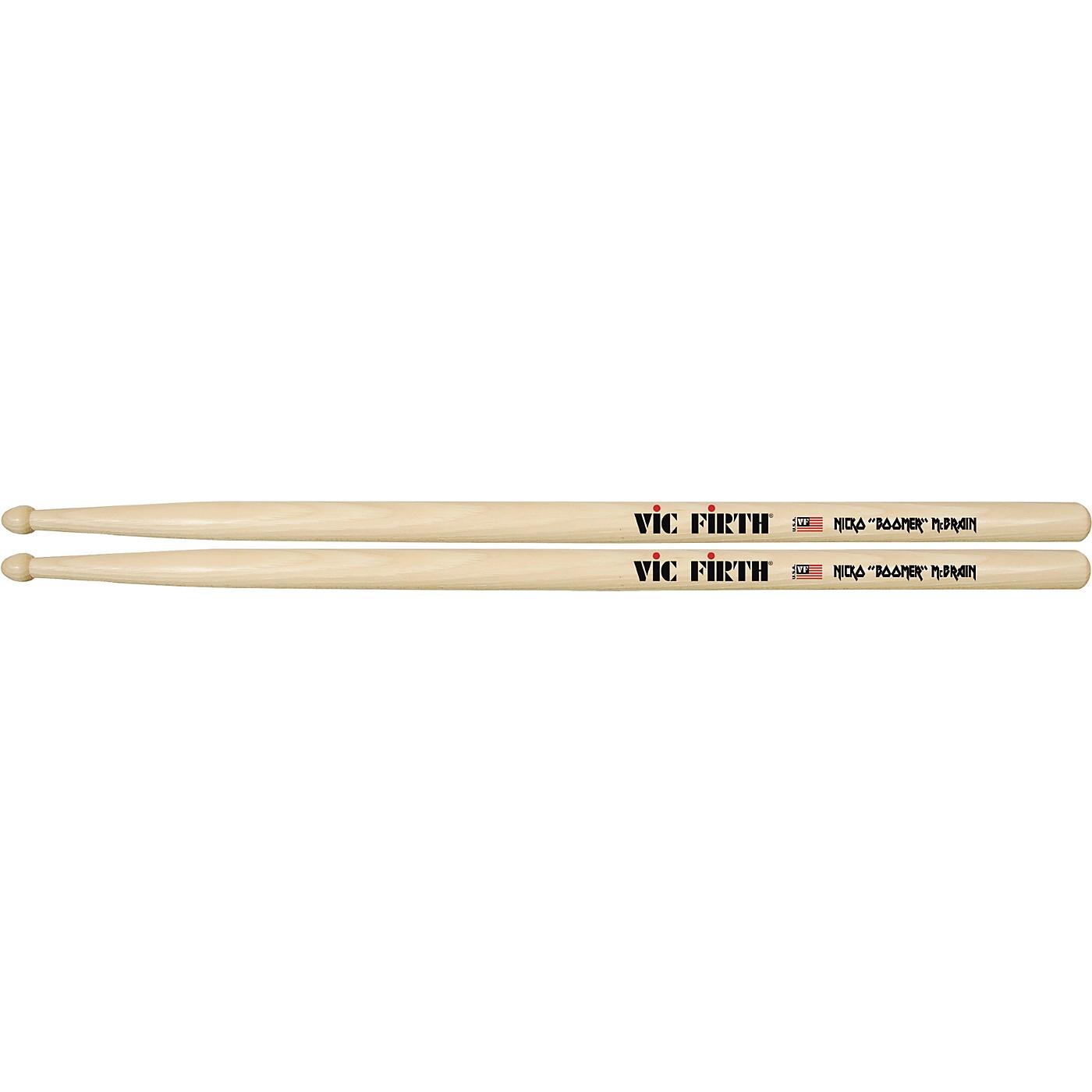 Vic Firth Nicko McBrain Signature Drumsticks thumbnail