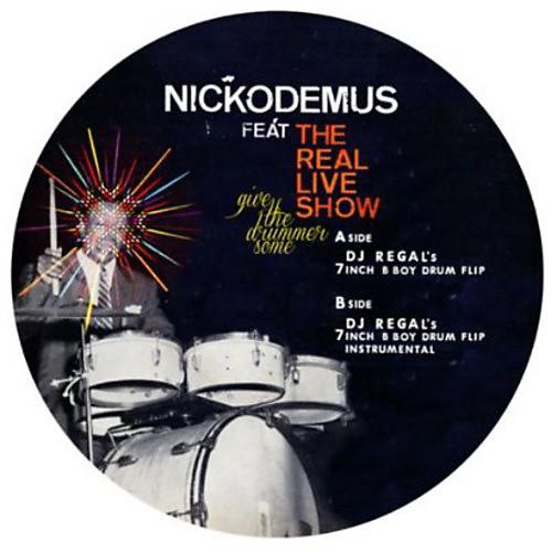 Alliance Nickodemus - Give the Drummer Some Remixes thumbnail