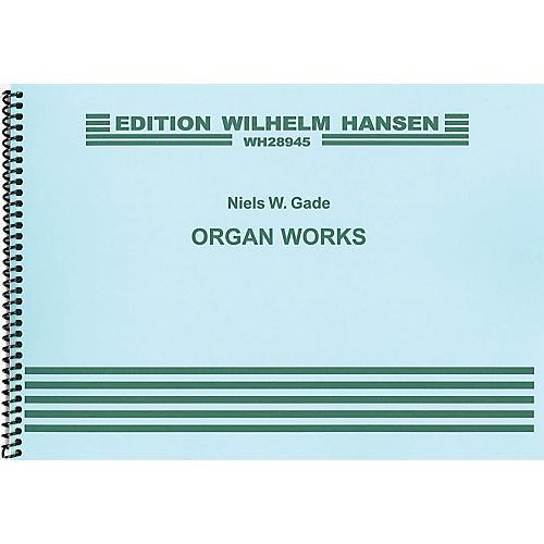 Music Sales Niels Gade: Organ Works Music Sales America Series thumbnail