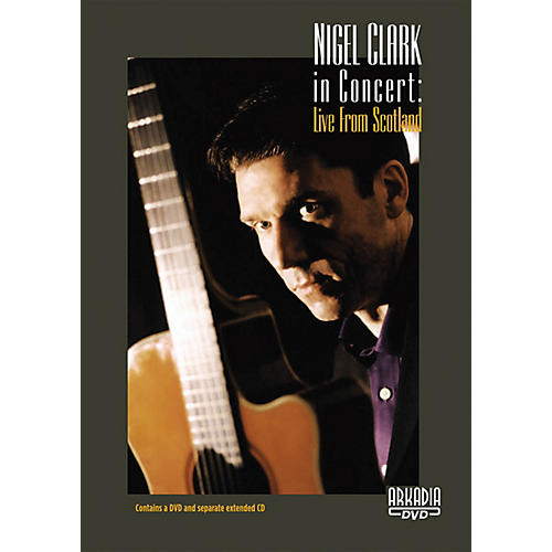 View Video Nigel Clark in Concert - Live from Scotland Live/DVD Series DVD Performed by Nigel Clark thumbnail