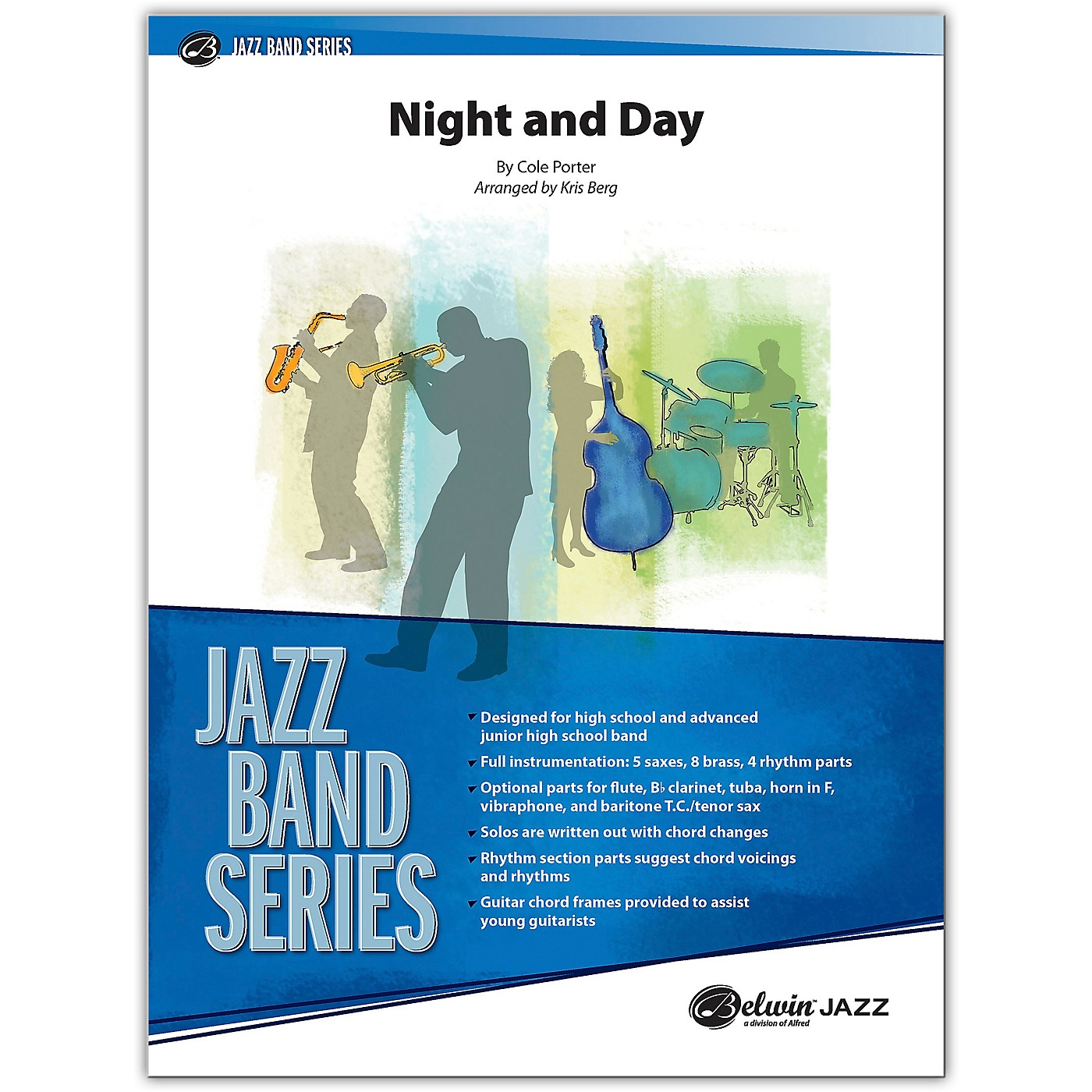 BELWIN Night and Day Conductor Score 3.5 (Medium) thumbnail