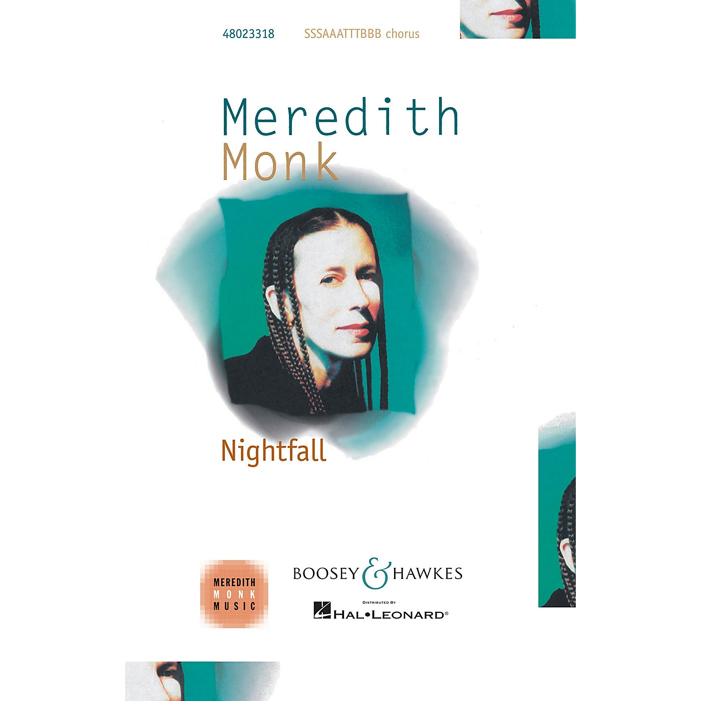 Boosey and Hawkes Nightfall (for Mixed Voices a cappella - SSSAAATTTBBB) SATB composed by Meredith Monk thumbnail