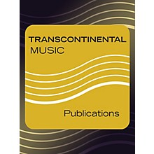 Transcontinental Music Nigun Talmidei Besht SATB Composed by Ben Steinberg