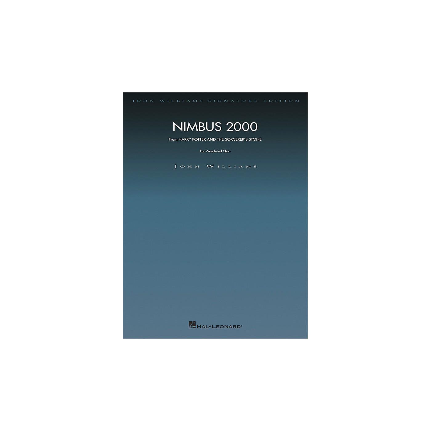 Hal Leonard Nimbus 2000 (from Harry Potter and the Sorceror's Stone) John Williams Signature Edition - Woodwinds thumbnail