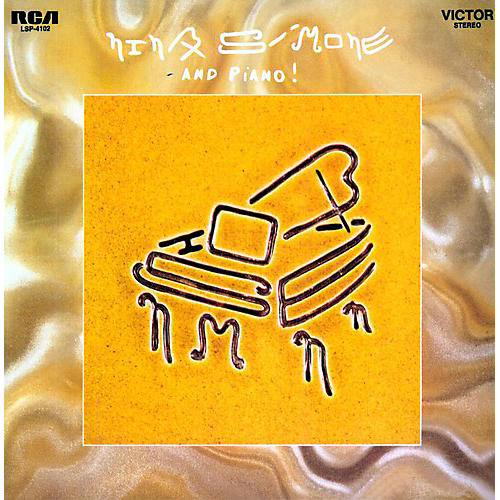 Alliance Nina Simone - And Piano thumbnail