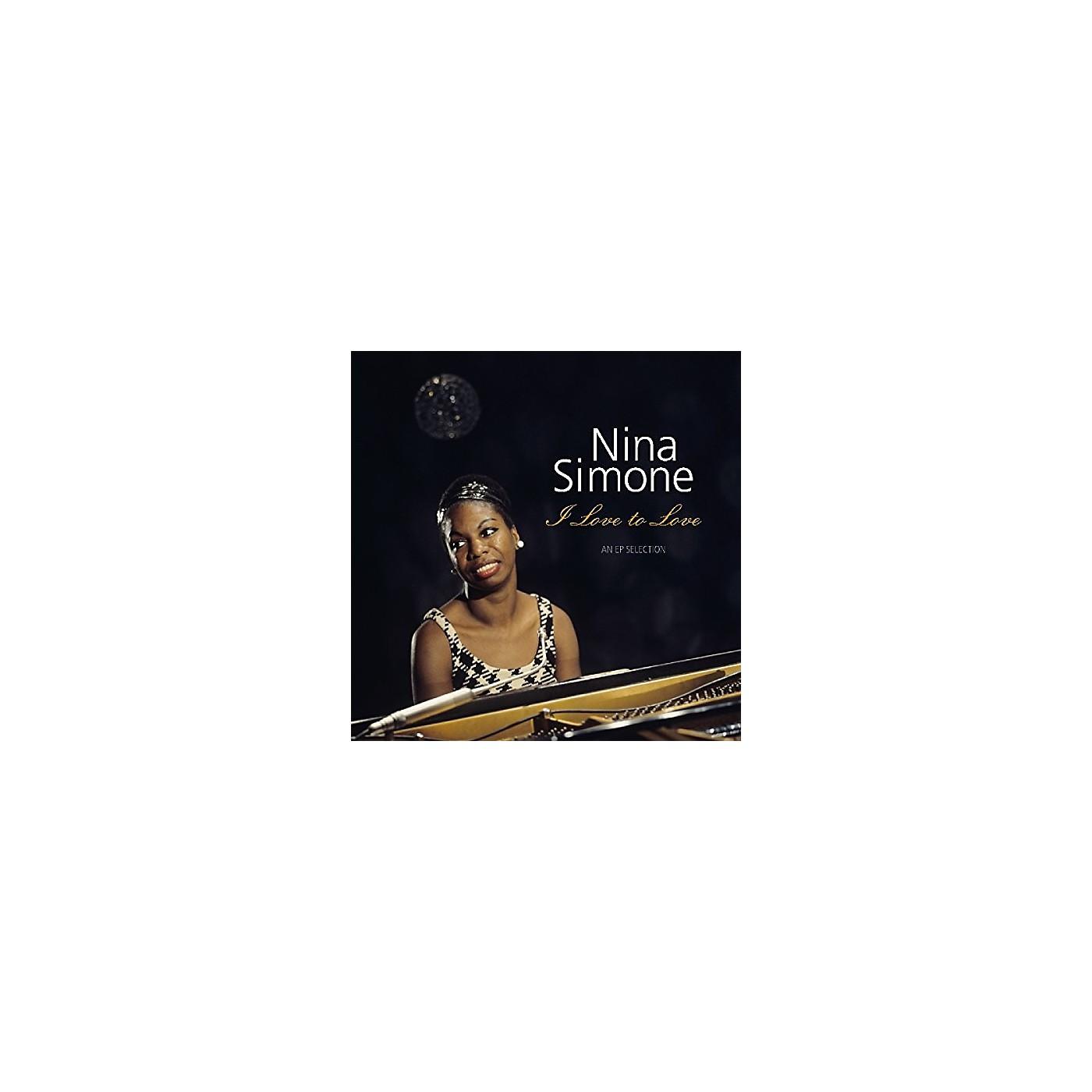 Alliance Nina Simone - I Love To Love: EP Selection thumbnail