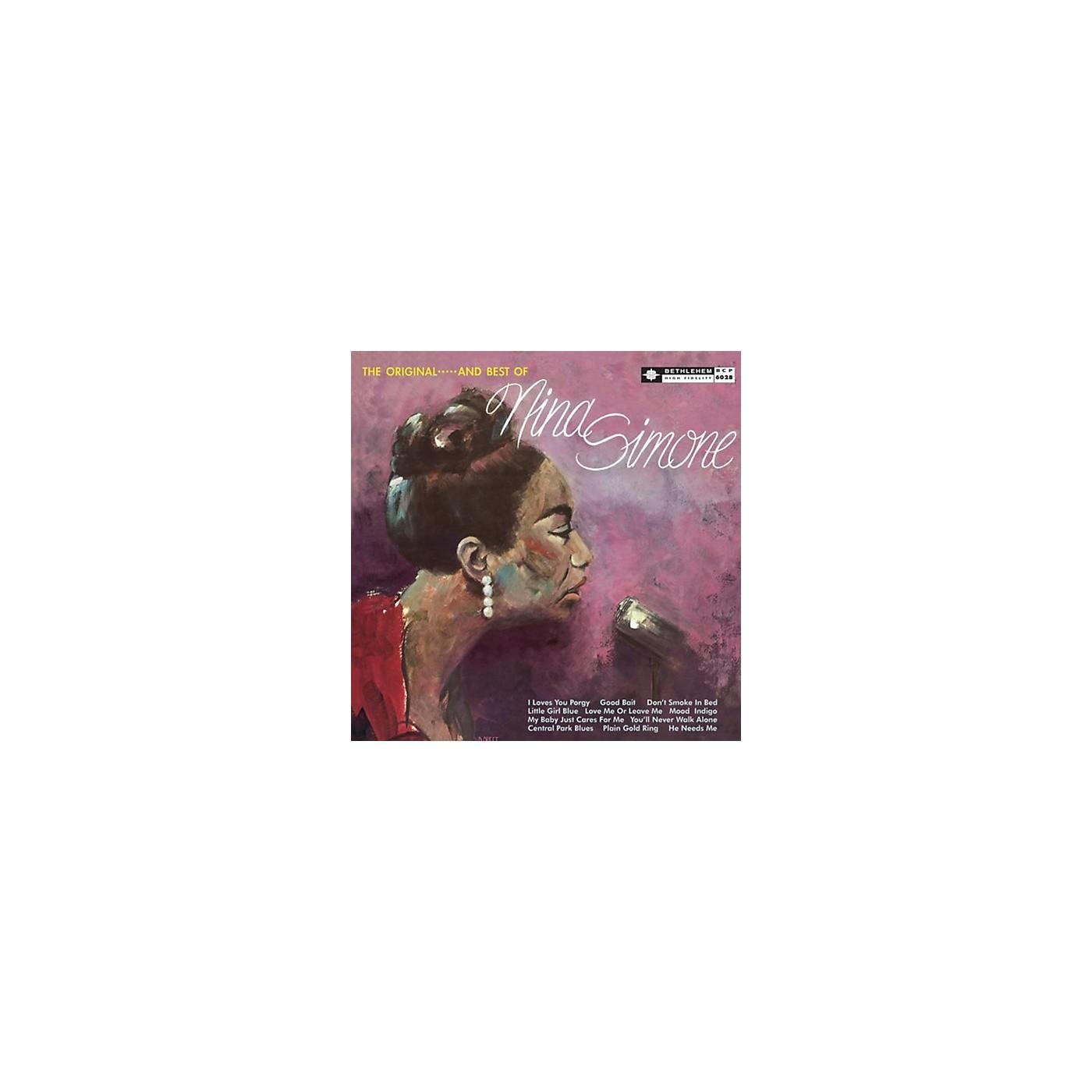 Alliance Nina Simone - Little Girl Blue [180 Gram Vinyl] thumbnail