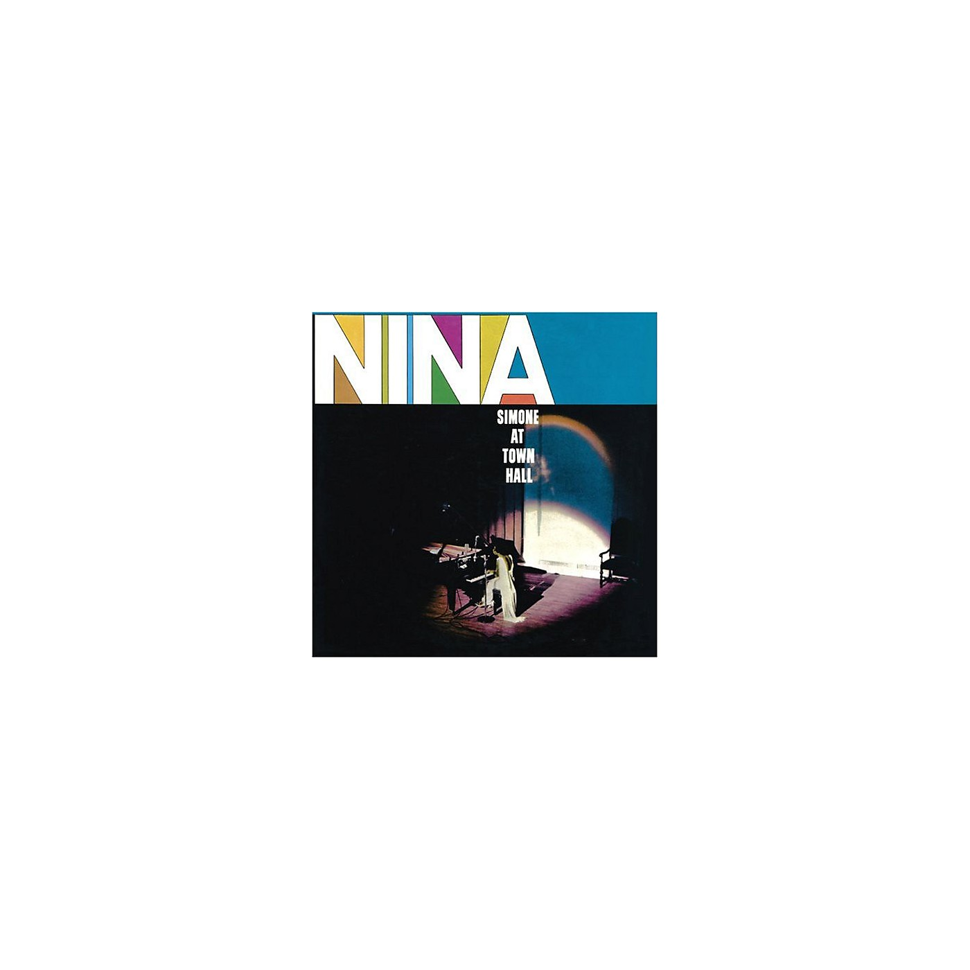 Alliance Nina Simone - Nina at Town Hall thumbnail