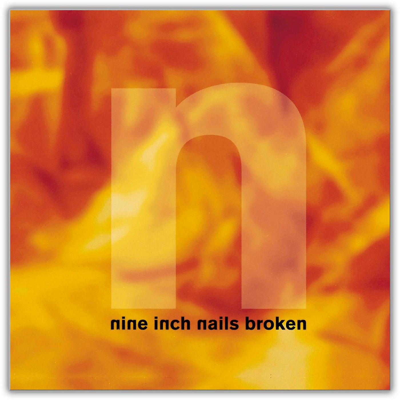 Universal Music Group Nine Inch Nails - Broken (7 Inch Vinyl) thumbnail