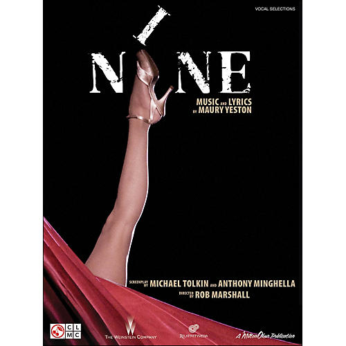 Cherry Lane Nine Movie Selections arranged for piano, vocal, and guitar (P/V/G) thumbnail
