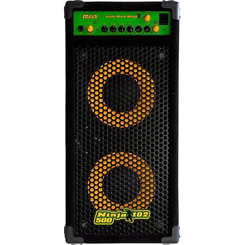 Markbass Ninja 102 500 Richard Bona Signature 500W 2x10 Bass Combo Amp thumbnail