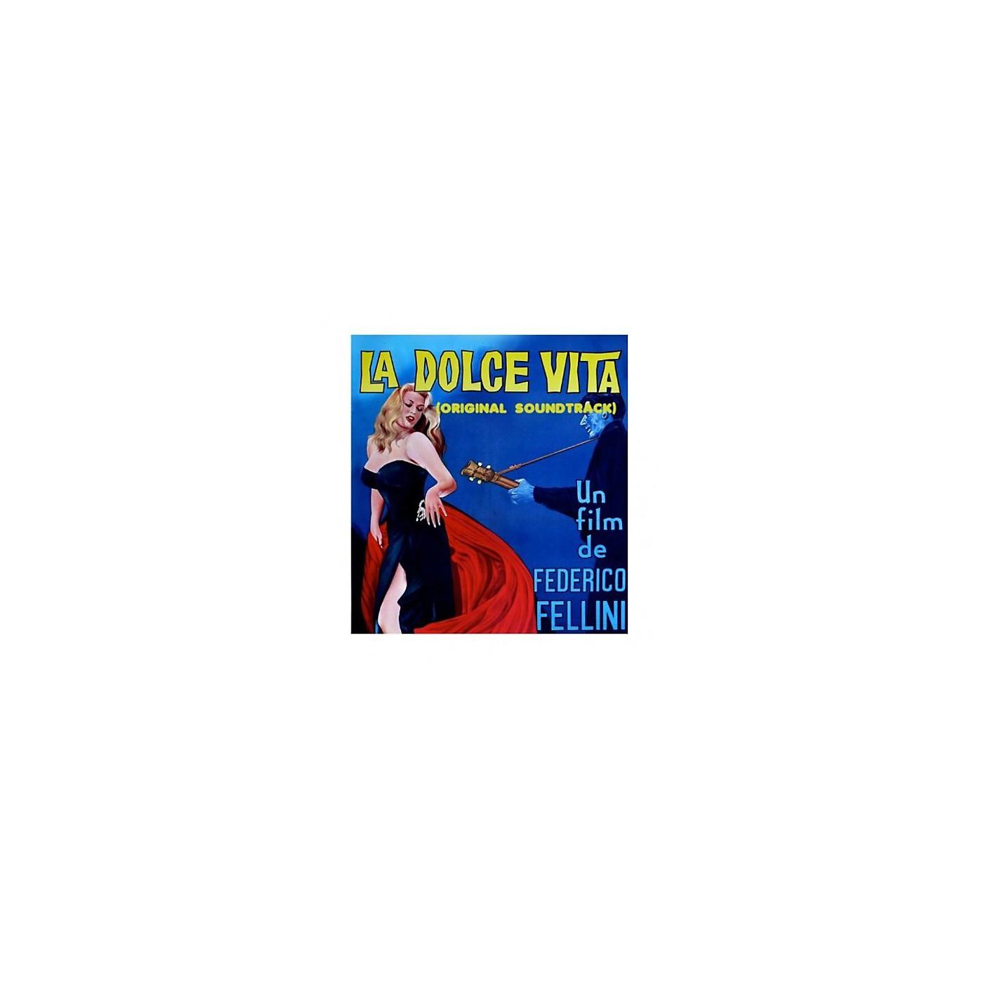 Alliance Nino Rota - La Dolce Vita (Original Soundtrack) thumbnail