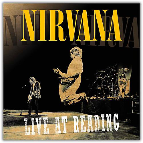 Universal Music Group Nirvana - Live at Reading Vinyl LP thumbnail