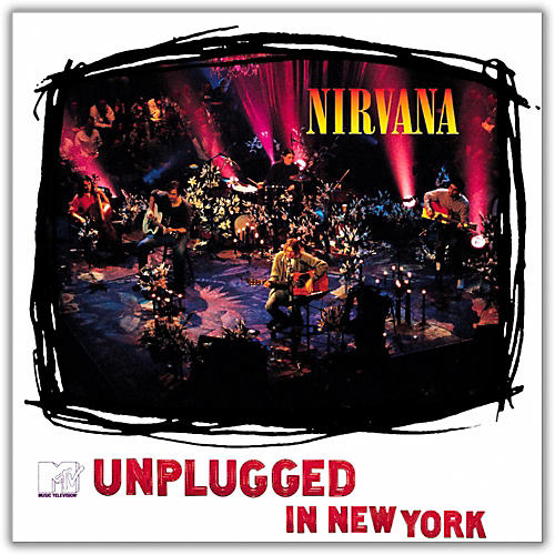 Universal Music Group Nirvana - MTV Unplugged In New York Vinyl LP thumbnail