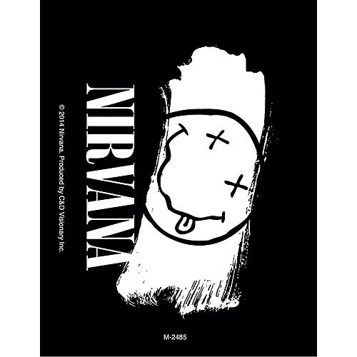 C&D Visionary Nirvana Magnet - Smiley Paint thumbnail