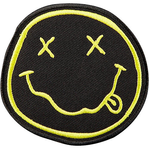 C&D Visionary Nirvana Smiley Face Patch thumbnail