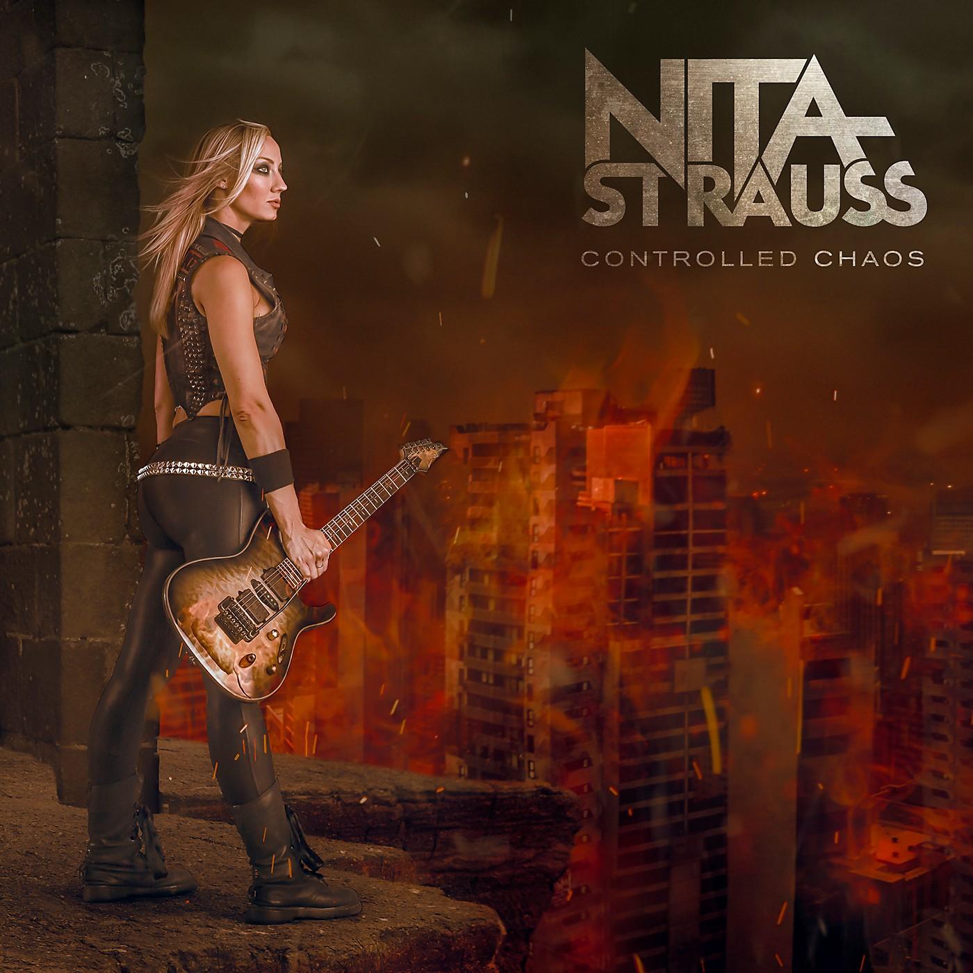 WEA Nita Strauss - Controlled Chaos CD thumbnail